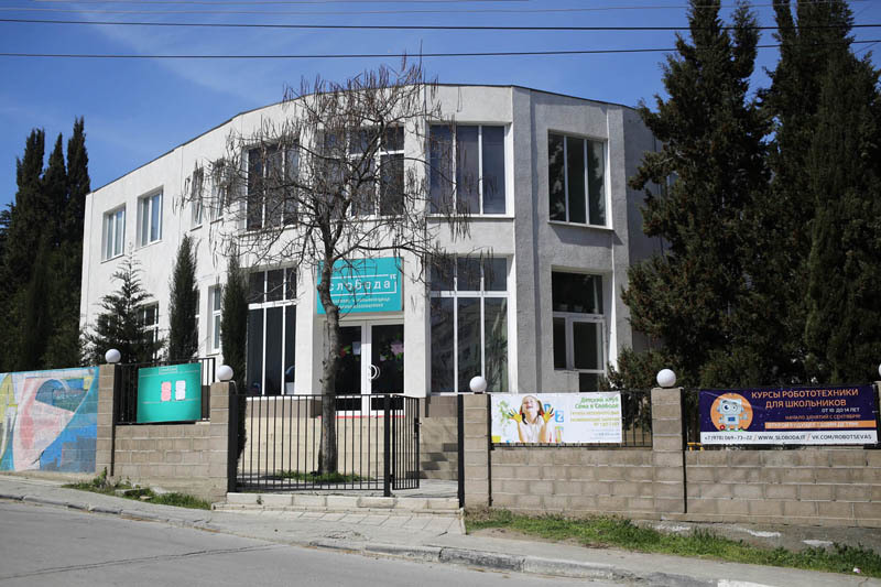 Детская робототехника в Крыму превозмогает - 2