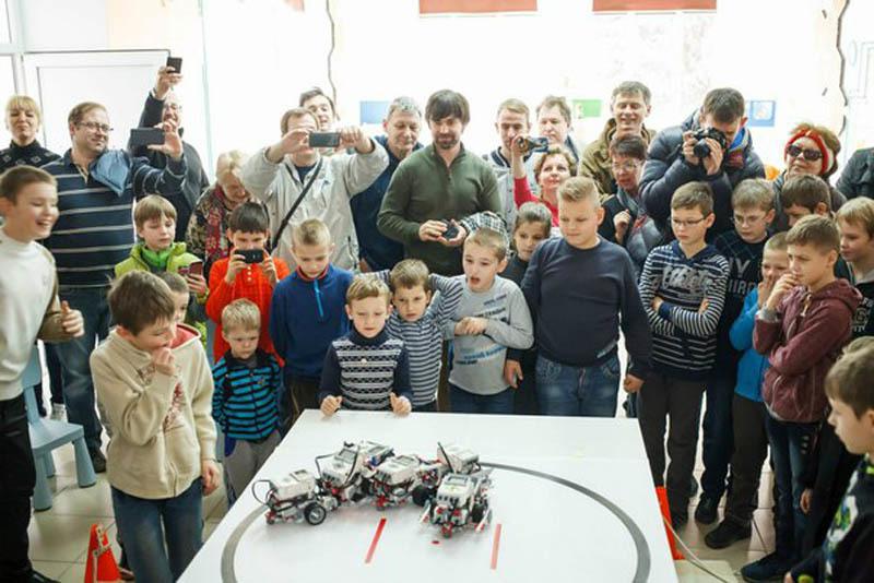 Детская робототехника в Крыму превозмогает - 21