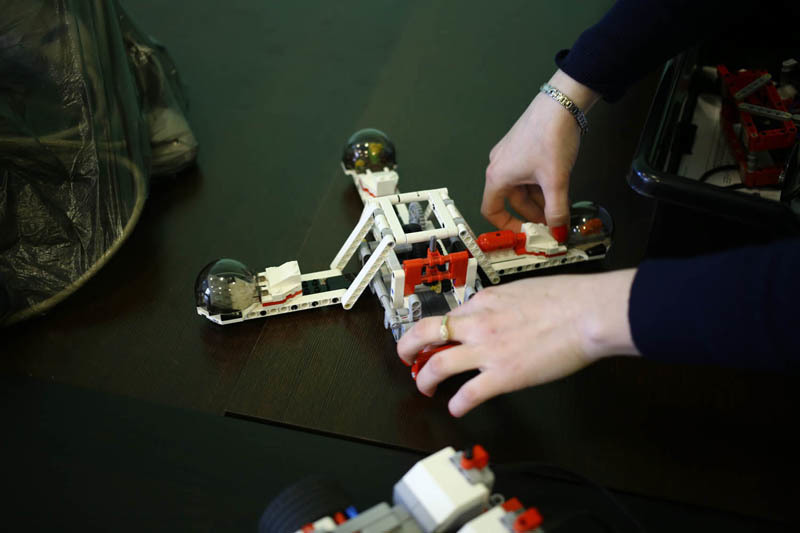 Детская робототехника в Крыму превозмогает - 22