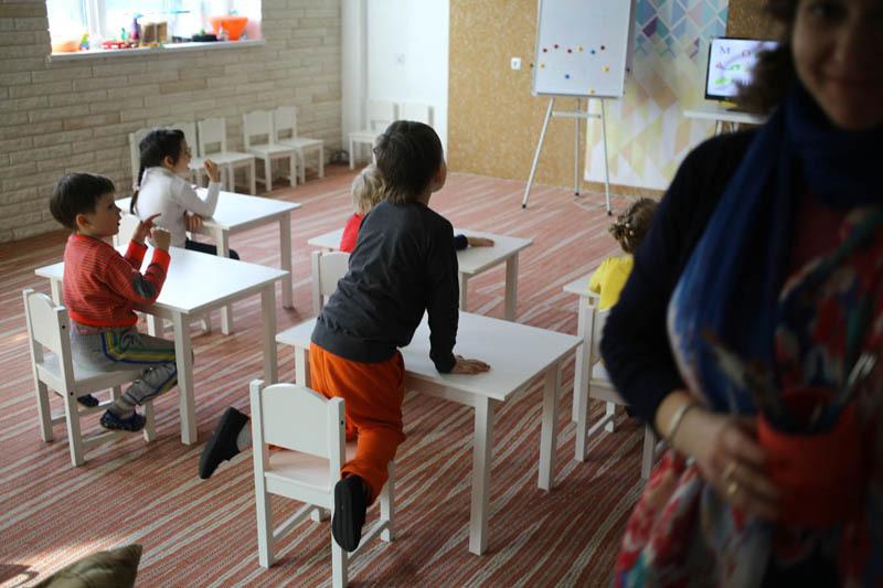Детская робототехника в Крыму превозмогает - 7