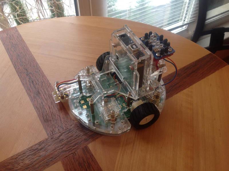 Детская робототехника в Крыму превозмогает - 8