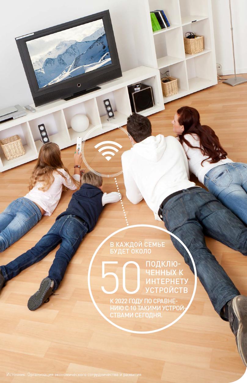 Интернет вещей (IoT) – вызовы новой реальности - 4