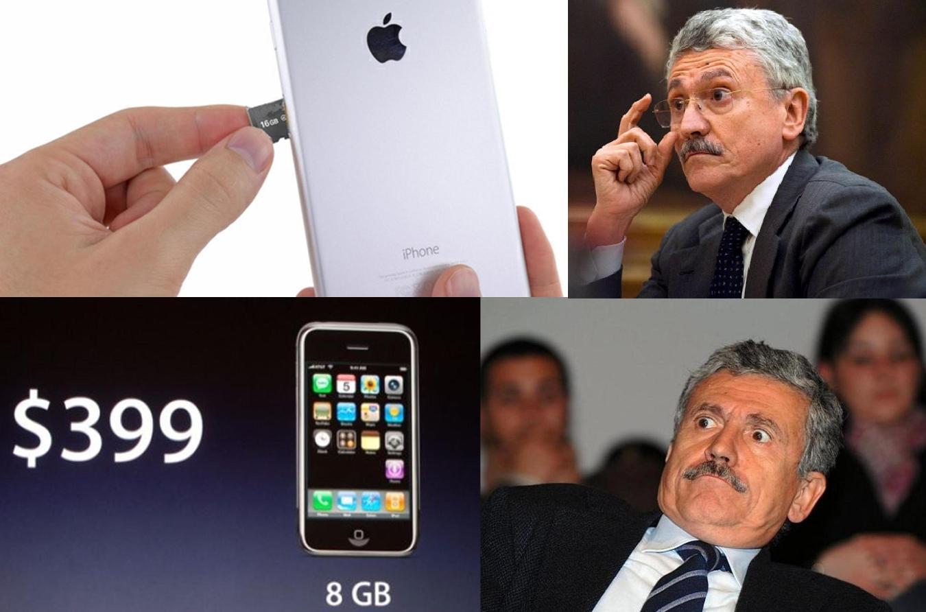 Извольте доплатить: почему смартфоны лишают поддержки карт памяти - 1
