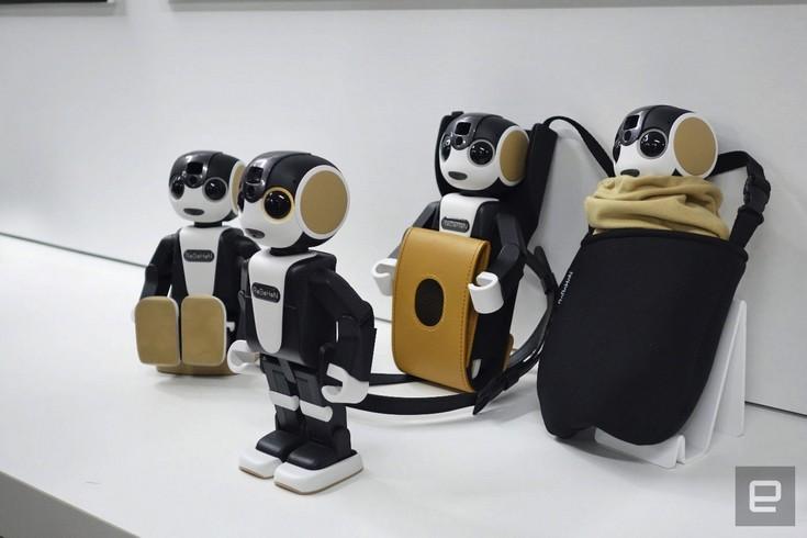 Робот-смартфон Sharp RoBoHoN стоит почти $2000