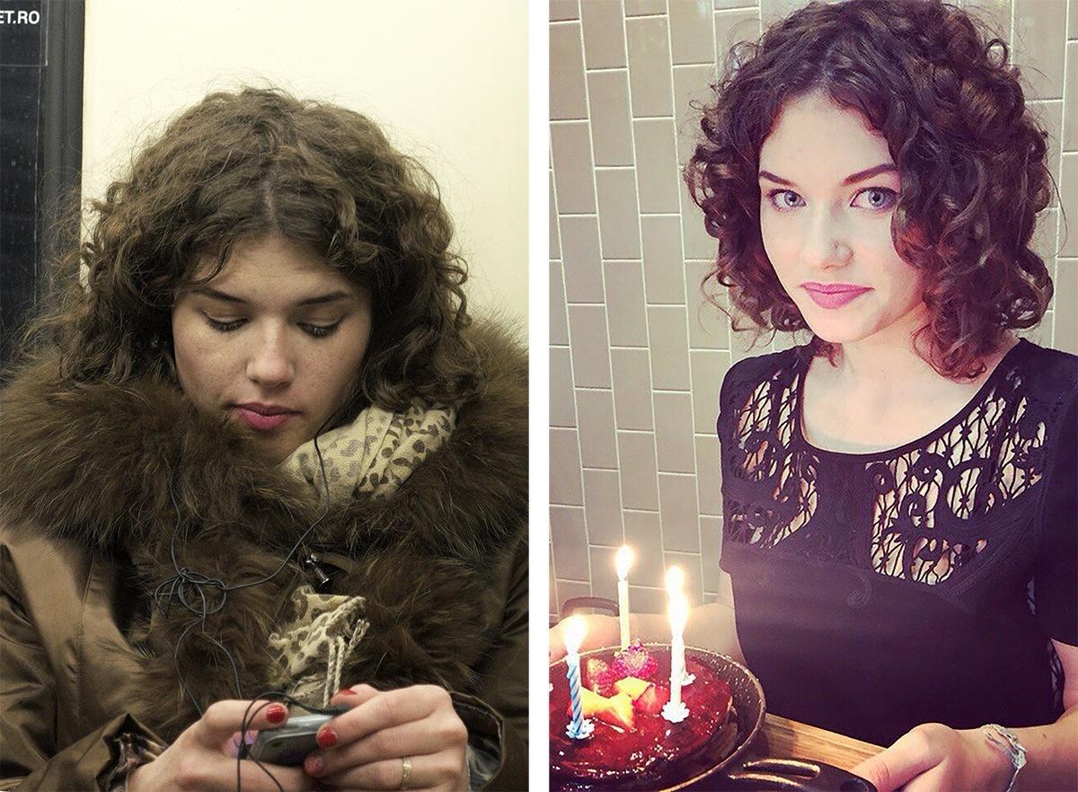 Питерский фотограф сравнил пассажиров метро с их профилями «ВКонтакте» - 1