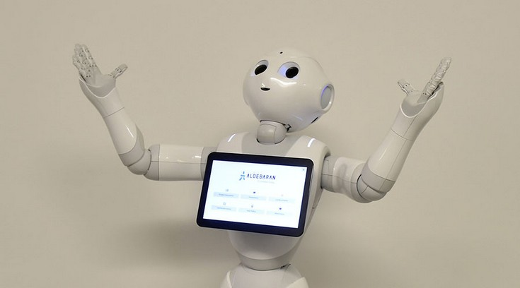 Японцы отправили робота Pepper в обычную школу