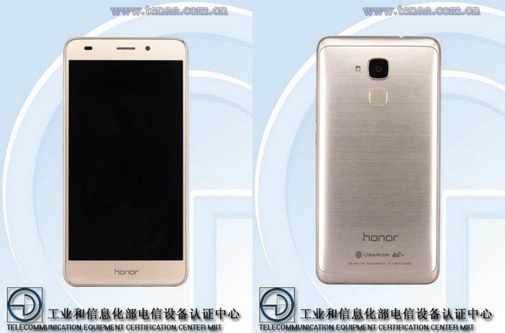 Смартфон Huawei Honor 5C появится 28 апреля