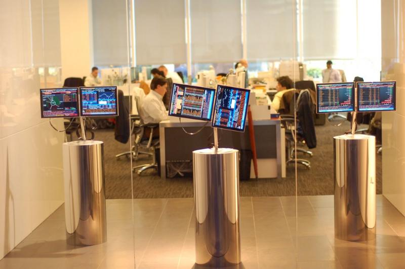 В каких условиях трудятся финансисты: Экскурсия по офисам Goldman Sachs и Bloomberg - 13