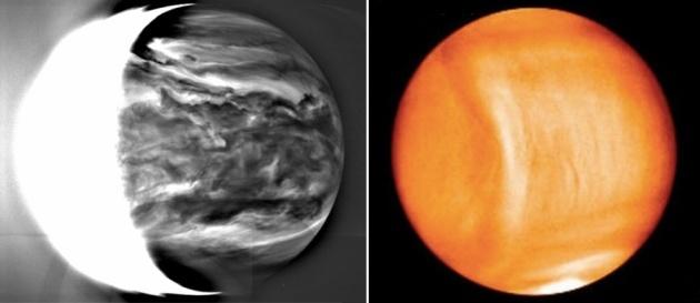 Японский зонд «Акацуки» начал передавать данные о Венере - 1