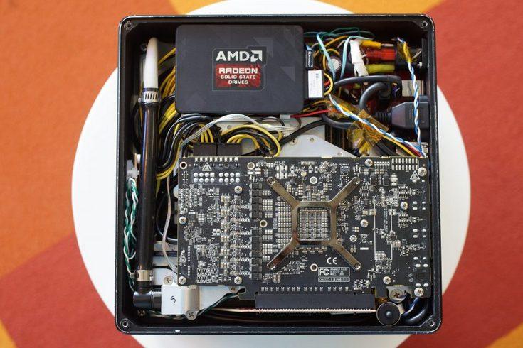 Новая версия мини-ПК AMD Project Quantum будет основана на CPU Zen