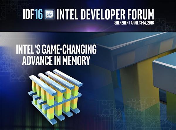 Старший вице-президент Intel рассказал об SSD Optane и показал накопитель в деле