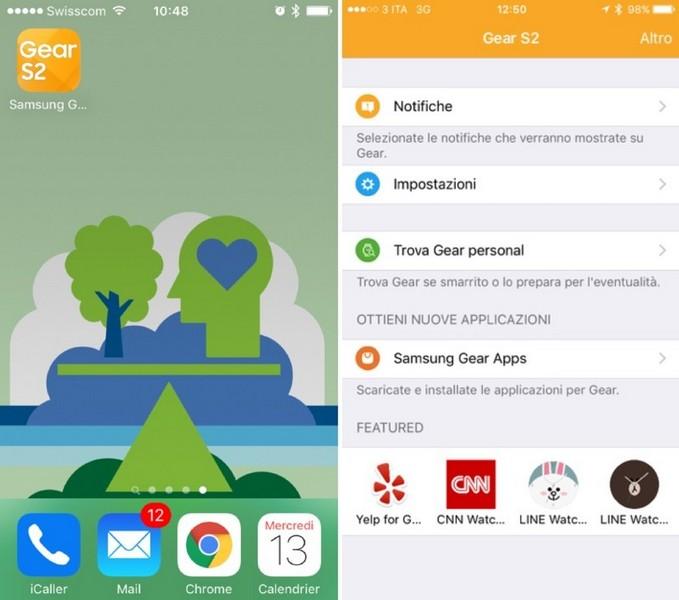 Умные часы Samsung Gear S2 скоро получат поддержку iOS