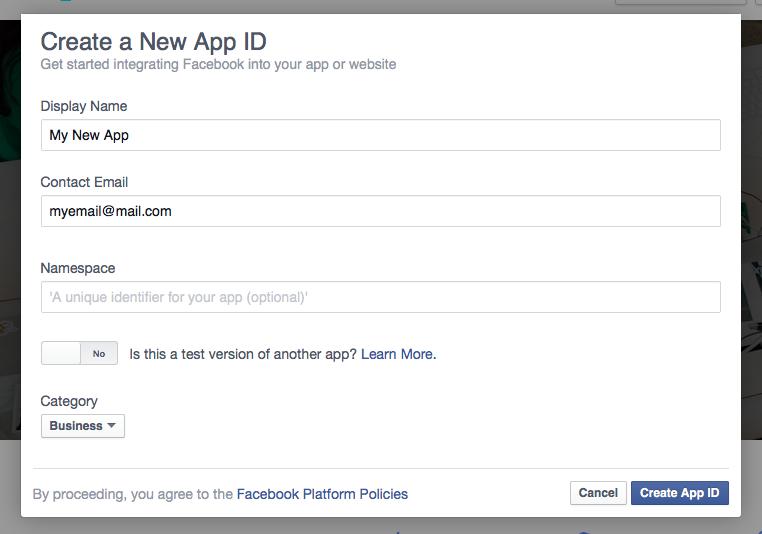Разработка чат-бота для Facebook Messenger - 2
