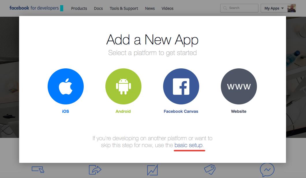 Разработка чат-бота для Facebook Messenger - 1