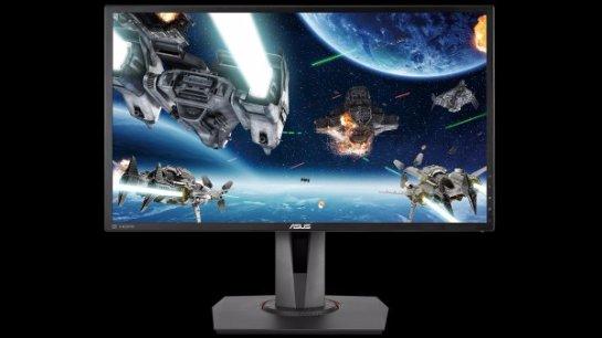ASUS MG248Q- новый игровой монитор