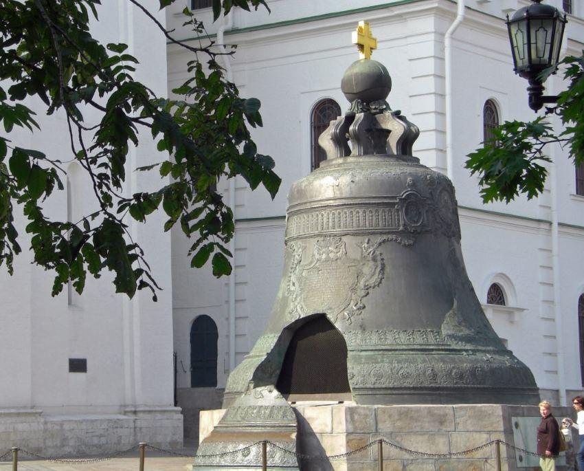 Ученым удалось воспроизвести звучание Царь-колокола - 1