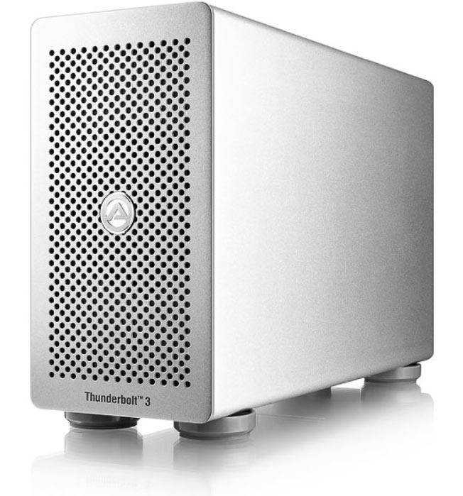 Цена Akitio Thunder3 PCIe SSD — $1299