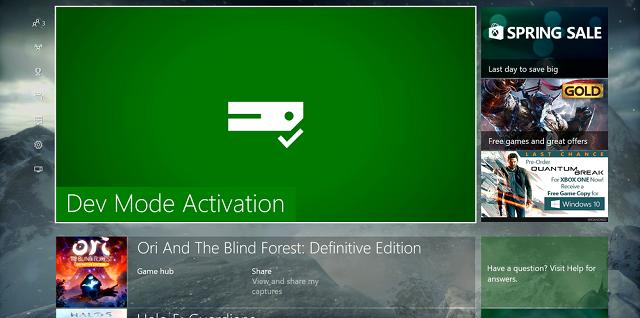 HoloLens, Xbox One Dev Mode и возможности для разработчиков с конференции --Build - 12