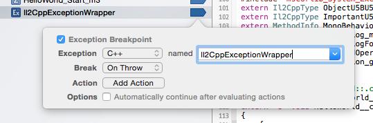 IL2CPP: советы по отладке генерируемого кода - 10