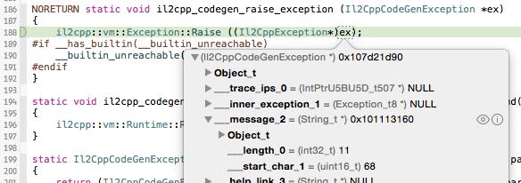 IL2CPP: советы по отладке генерируемого кода - 9
