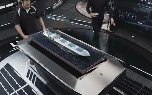 Rolls-Royce: Корабли без экипажа выйдут в море к 2020 году - 3