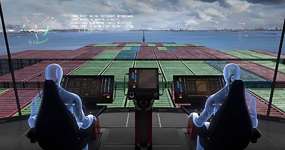 Rolls-Royce: Корабли без экипажа выйдут в море к 2020 году - 1