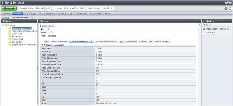 Обзор и тест СХД Fujitsu ETERNUS DX 100 S3 - 4