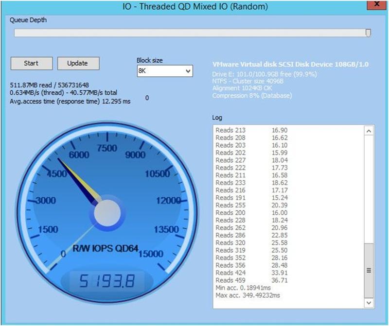 Обзор и тест СХД Fujitsu ETERNUS DX 100 S3 - 7