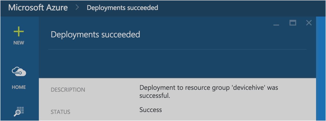 M2M за 5 минут с DeviceHive и Microsoft Azure. Как начать свой путь в IoT - 1