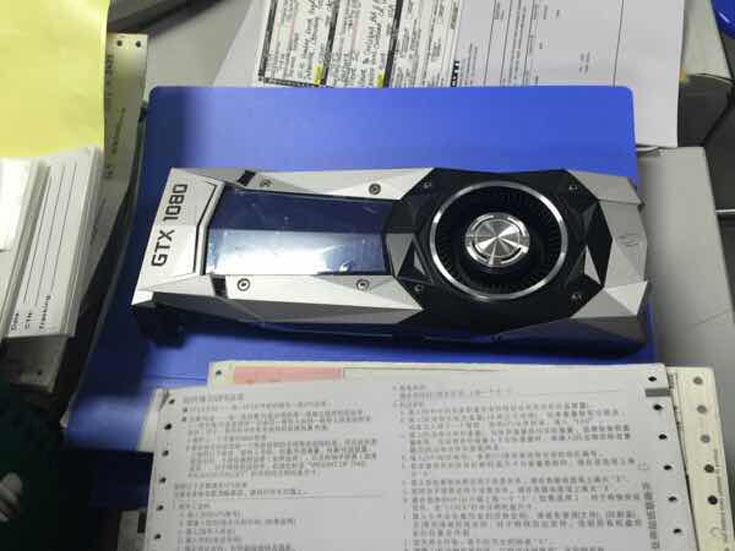 По предварительным данным, конфигурация Nvidia GeForce GTX 1080 будет включать 2560 ядер CUDA