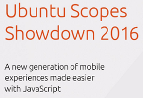 История моего участия в Ubuntu Scope Showdown 2016 - 1