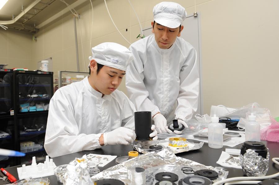 Микроспутник для большого космоса - 2