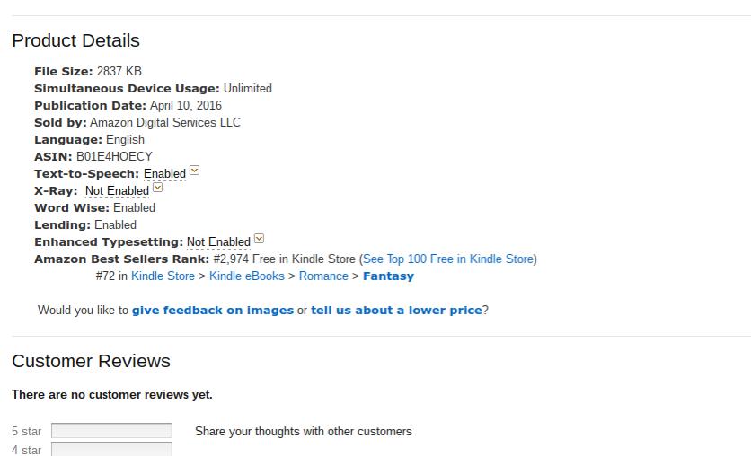 Мошенничество с количеством прочитанных страниц в Kindle Unlimited - 4