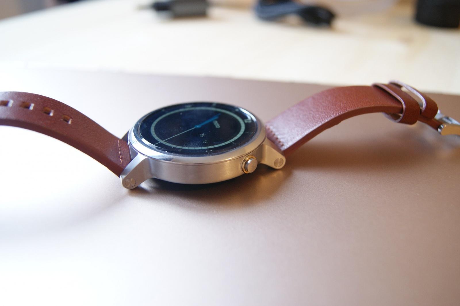 Обзор Moto 360 2 поколения - 16