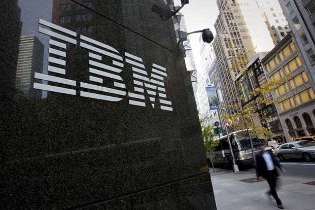 Опубликован отчет IBM за первый квартал 2016 года