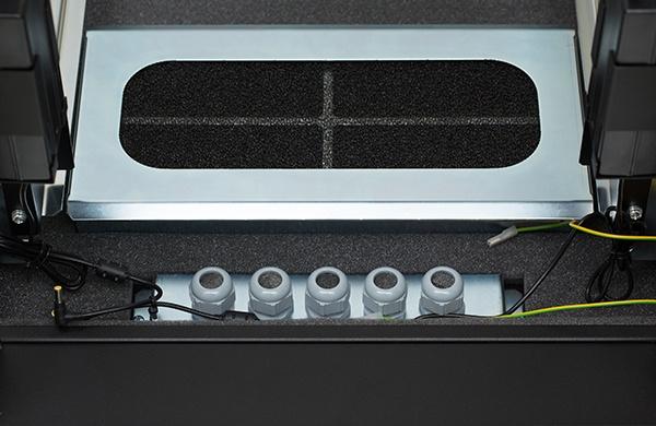 Серверный шкаф с интеллектуальным активным шумоподавлением - 10