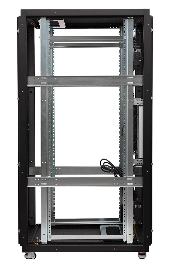 Серверный шкаф с интеллектуальным активным шумоподавлением - 6
