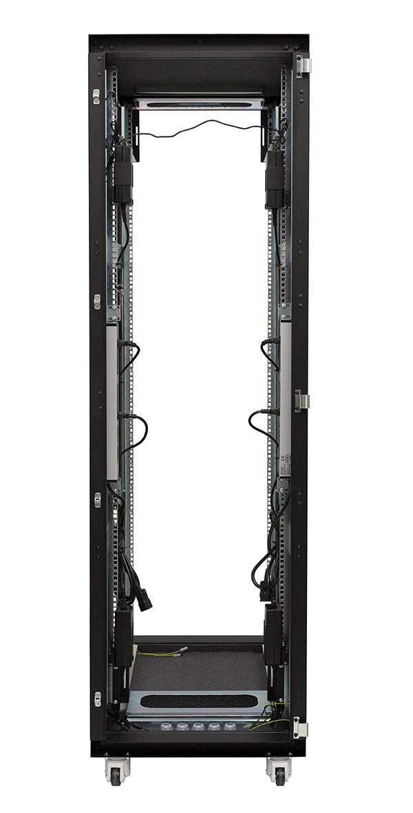 Серверный шкаф с интеллектуальным активным шумоподавлением - 7