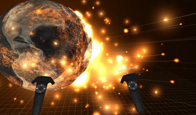 Столкнуть Землю и Уран? Нет ничего проще — используем Universe Sandbox - 1