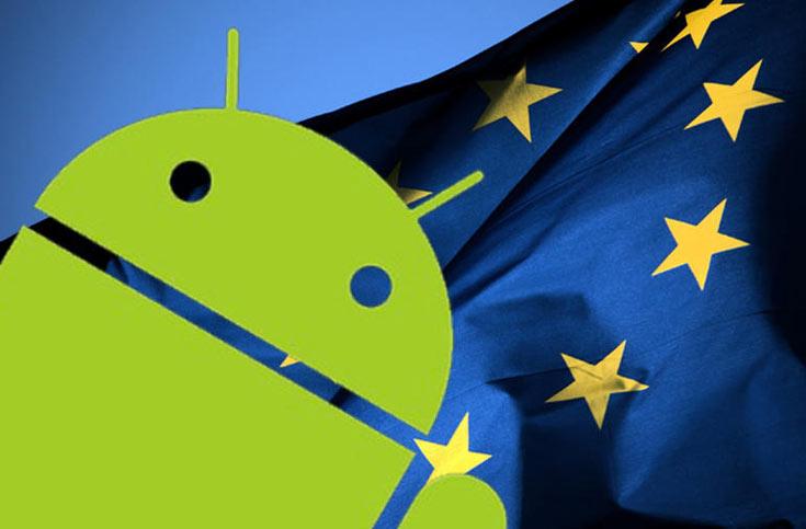 За нарушение европейских правил конкуренции Google могут оштрафовать на 7,4 млрд долларов