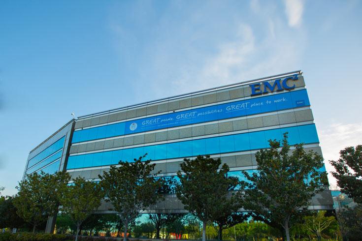 По состоянию на конец квартала в распоряжении EMC было 15 млрд долларов