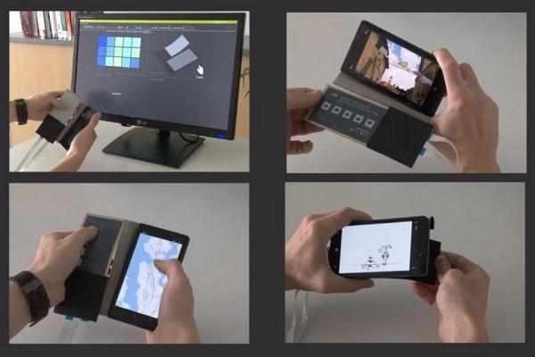 Австрийские ученые показали прототип гибкого дисплея FlexCase, который выполнен в виде чехла для смартфона