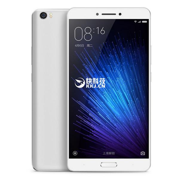 Смартфон Xiaomi Max может оказаться огромной версией Mi 5