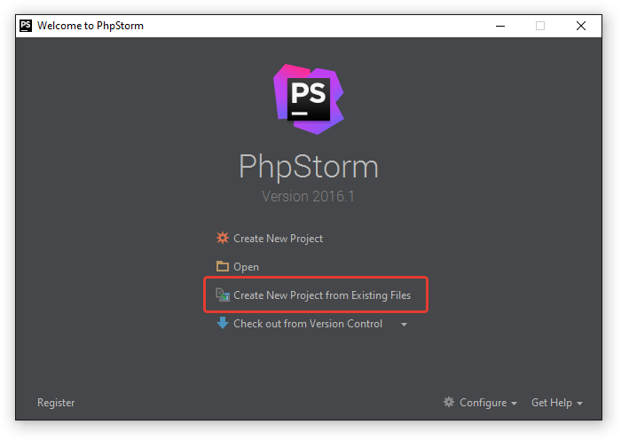 Настройка PhpStorm для вёрстки на ОС Windows - 11