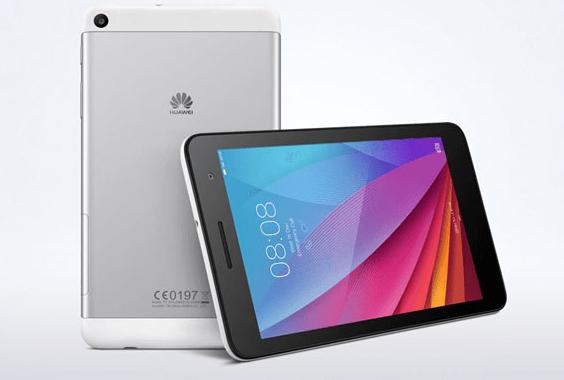 Планшет Huawei MediaPad T1 7.0 Plus наделили 2 ГБ ОЗУ