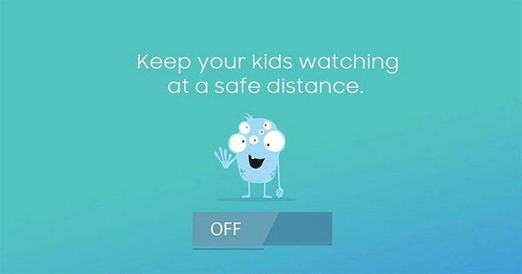 Приложение Samsung Safety Screen не позволит детям держать мобильное устройство слишком близко к лицу