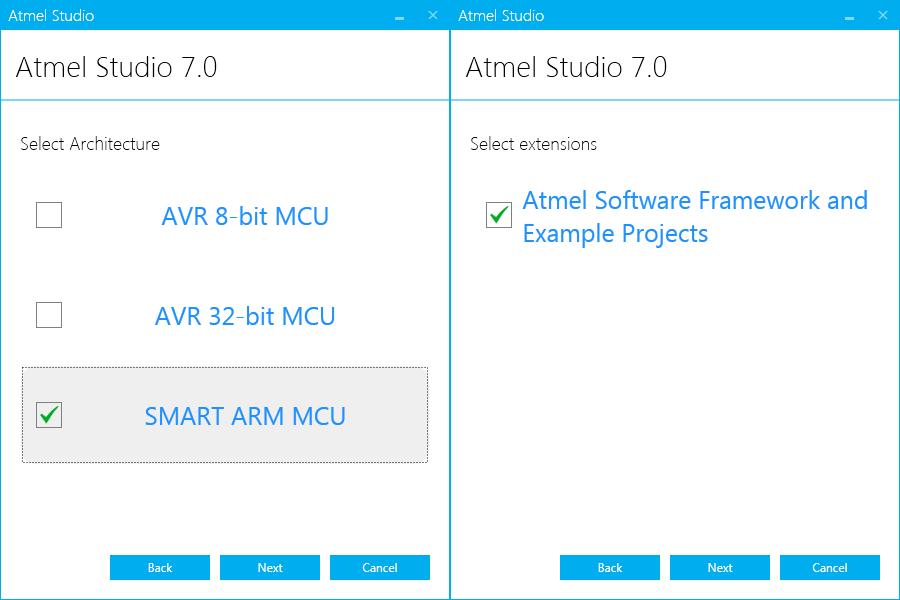 Программирование и отладка микроконтроллеров ARM Cortex-M4 фирмы Atmel в среде операционной системы Linux. Часть 2 - 1