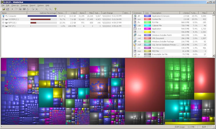 Топ 20 бесплатных инструментов мониторинга дисков - 4