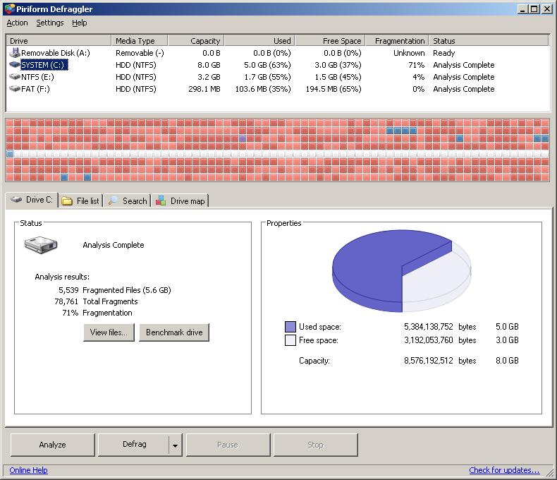 Топ 20 бесплатных инструментов мониторинга дисков - 7