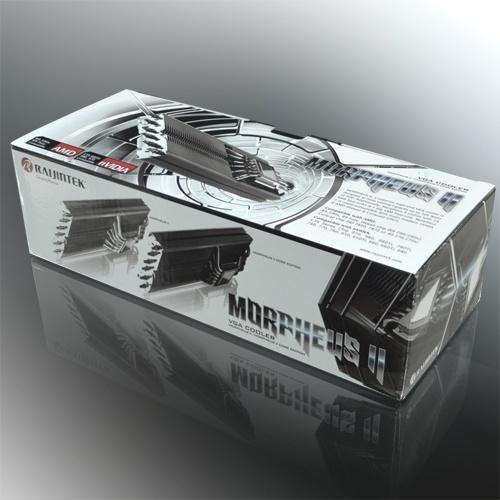 Raijintek Morpheus II Core Edition